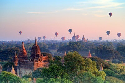 Bagan redraws heritage zones