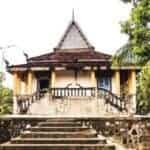 Cambodia: Preserving forgotten pagoda
