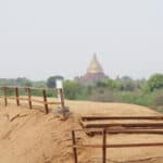 New place to view Bagan pagodas