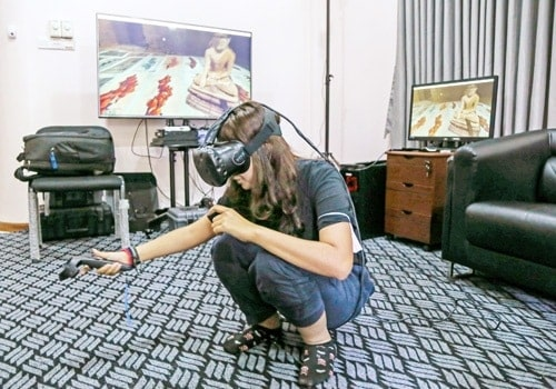 Myanmar company offers VR tour of Bagan