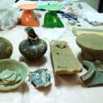 Artefacts found in Siem Reap