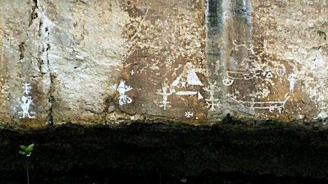 Preserving rock art at Raja Ampat