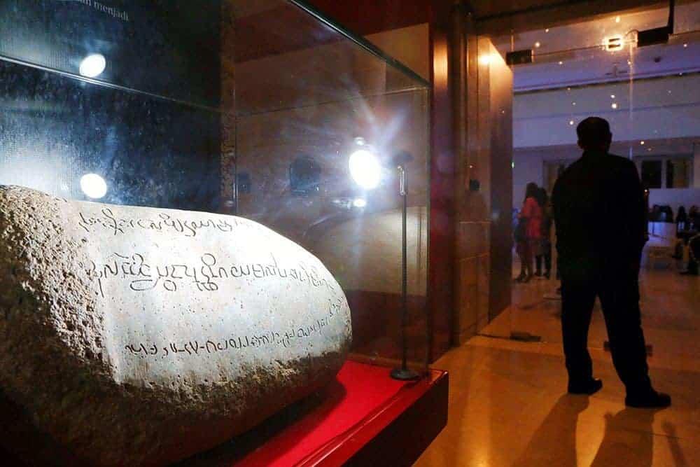 Historical fragments of Sriwijaya in Palembang
