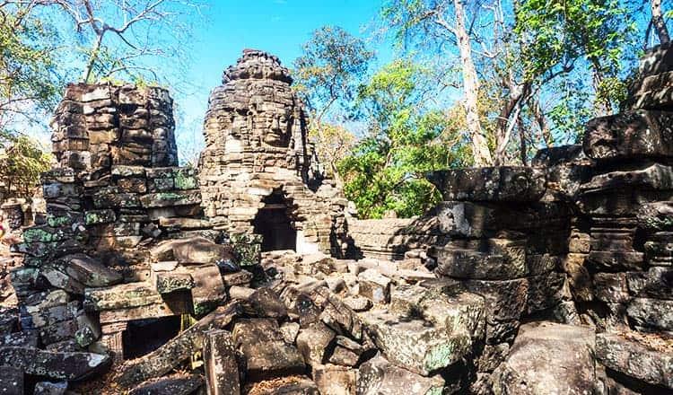 The wonder of Banteay Chhmar