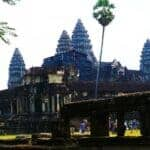 Preservation and politics collide at Angkor Wat