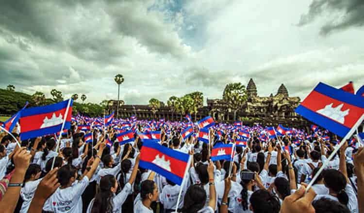 Angkor Wat marks heritage status
