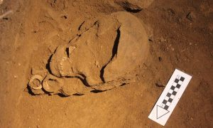 Discovery of world's oldest funerary fish hooks by ANU archaeologists