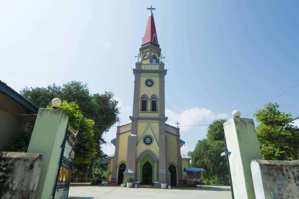 The 400-year history of Portuguese Catholics in Sagaing
