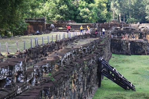 Korean NGO to restore UNESCO heritage site in Cambodia