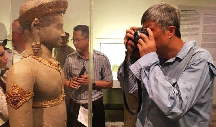 Ancient Angkorian jewellery to go on show