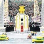 Observe Thai history on public display, Lego-ised