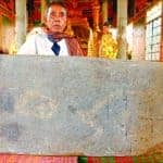 Ancient artefact calls museum new home