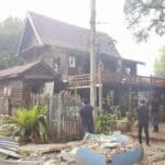 Mahakan Fort community loses 'landmark' House 99