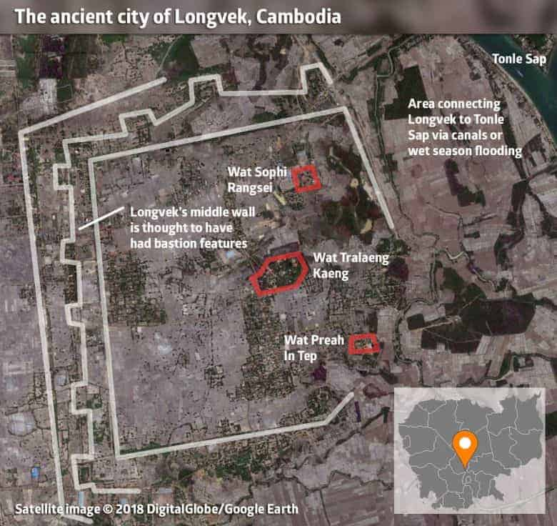 Long thought to have been Cambodia's capital during a 'dark age', digs are unearthing Longvek's place as a centre of global trade