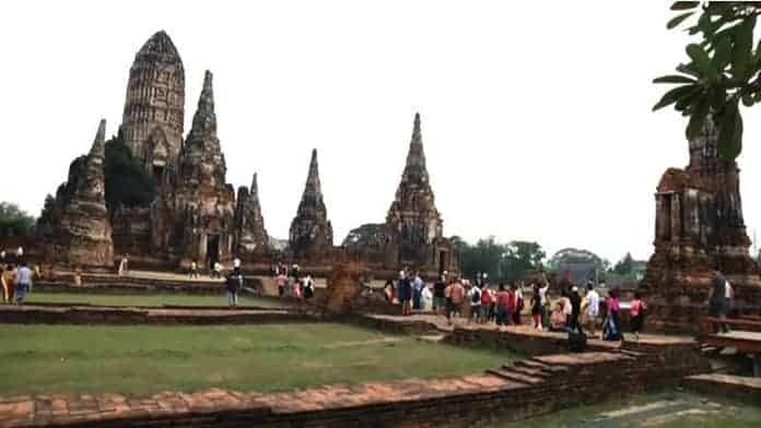 Ayutthaya sees increasing number of tourists
