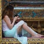 Serbian pair fined after temple 'legs' photos spread