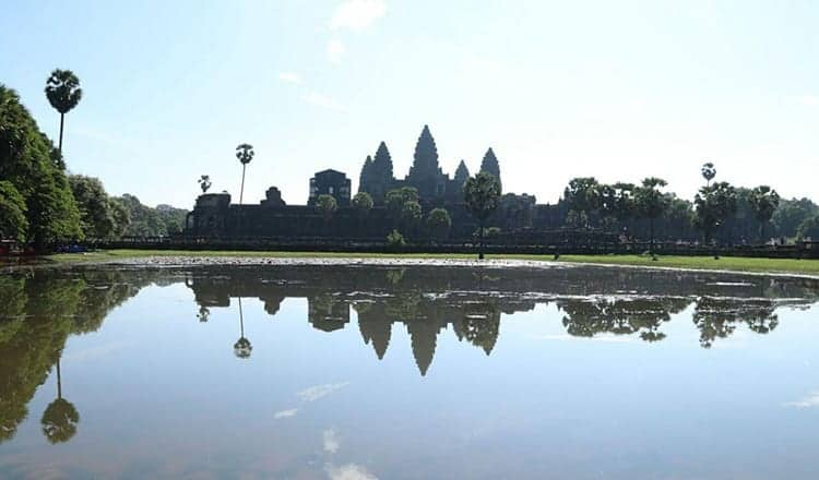Excavation of Angkor ponds set for after KNY