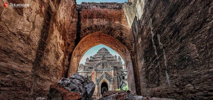 Bagan Renovations Nearly Complete Following 2016 Earthquake