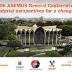 8th ASEMUS General Conference in Kuching, Malaysia
