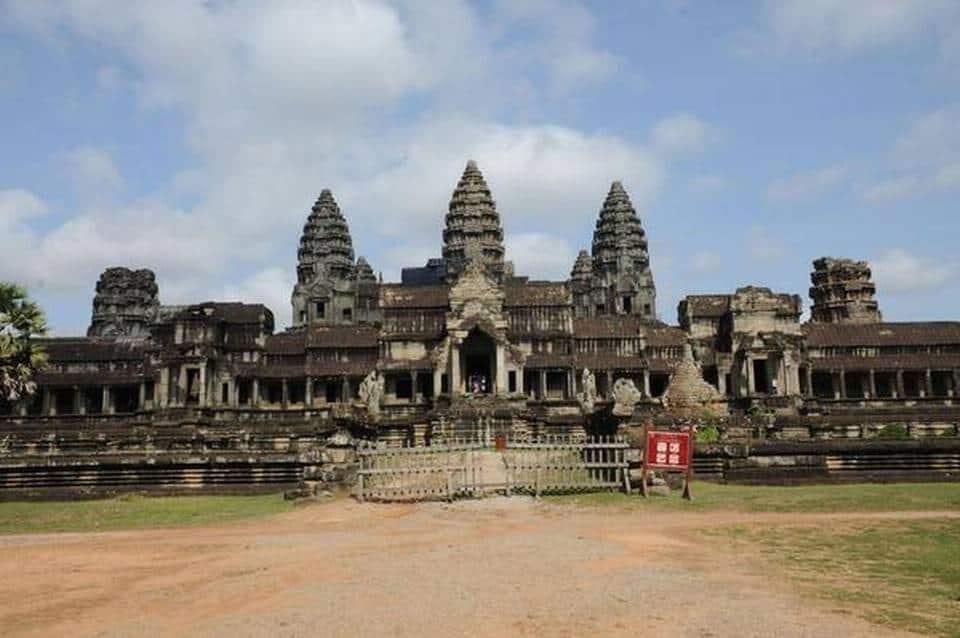 Angkor Wat: A bridge to the past