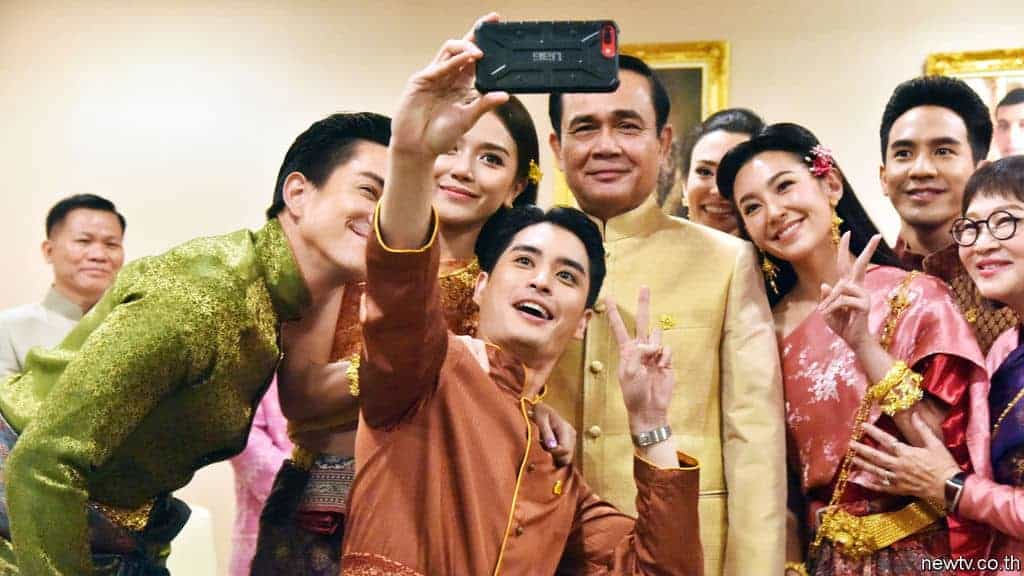 A historical soap reveals a lot about modern Thai politics