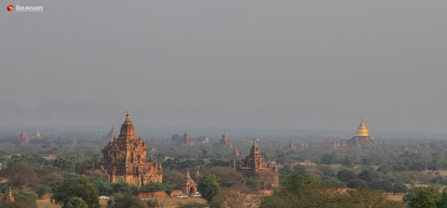 Bagan Civil Group Demands Official Action Over Ancient Temples on Hotel Grounds
