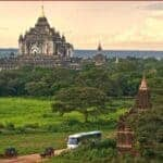 Officials to reopen some Bagan pagodas to climbing tourists