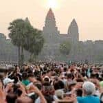 Angkor Wat named as the top landmark for the second year