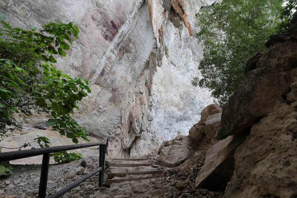 Perak govt plans to shut access to prehistoric Gua Tambun rock paintings