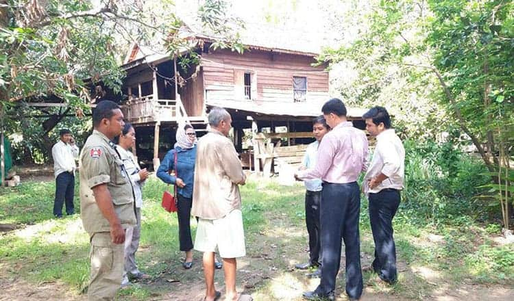 Authority lays down law on unpermitted Angkor buildings