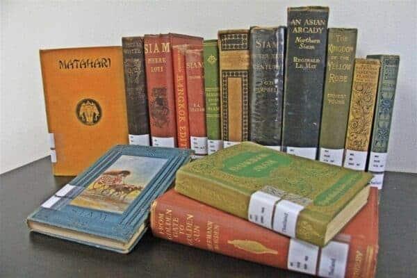 Asian rare books