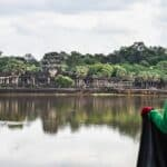 With Cambodia 'drowning in a wave' of waste, plastic could be banned at Angkor Wat
