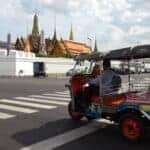 Ayutthaya Tuk Tuk Rally to promote tourism