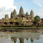Angkor Temple voted world's topmost site