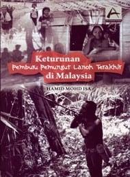 Keturunan Pemburu Pemungut Lanoh Terakhir di Malaysia