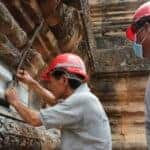 China helps others restore heritage sites