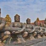 Chinese theme park risks offending Cambodians with Angkor Wat replica