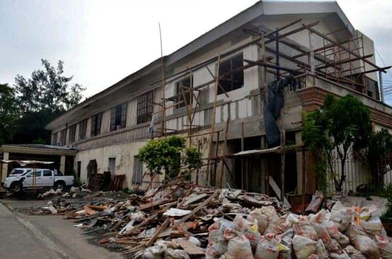 Molo Church, Iloilo City. Source: Panay News, 05 Sep 2018