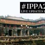 Live updates from IPPA2018