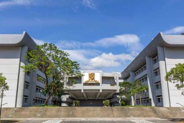 The Chinese University of Hong kong by e X p o s e / Shutterstock