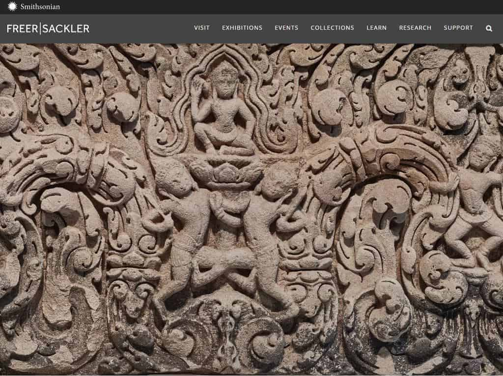 Freer | Sackler Gallery Online
