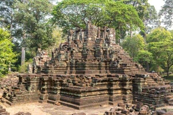 Preah Ptihu by S-F / Shutterstock