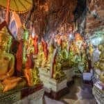 Shan caves awarded as smoke-free heritage site
