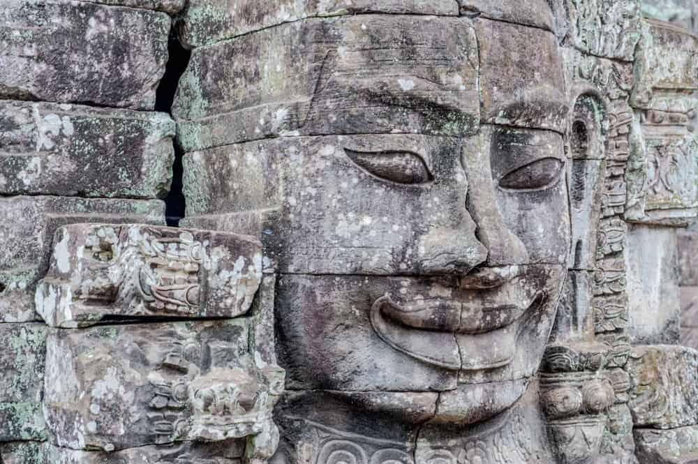 Bayon Jayavarman VII by Rolf_52 / Shutterstock