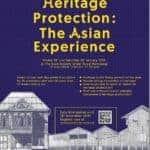 [Conference] Heritage Protection: The Asian Experience