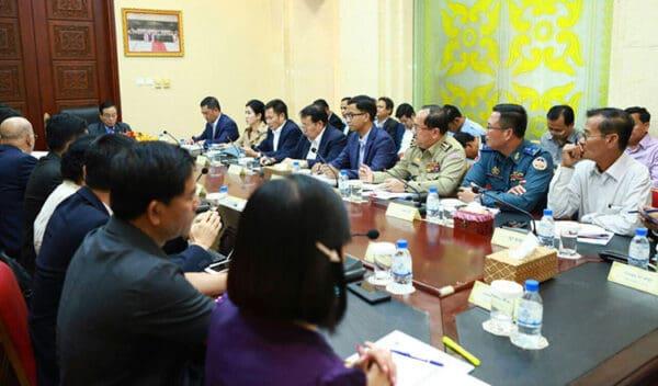Asian Cultural Council Meeting. via Khmer Times, 20181226
