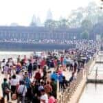 Angkor hosts 2.6M visitors in 2018