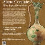 [Symposium] What's so Fascinating about Ceramics?