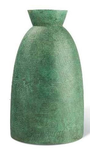 Bronze (Dong Son style?) bell from Battambang auctioned at Christie's late in January. Source: Trade Gazette, 20190204