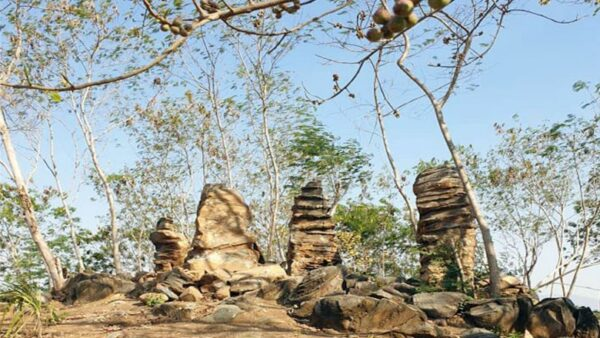 Old temple or just a natural rock formation? Source: Phnom Penh Post 20190205